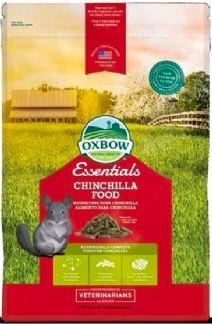 Oxbow Essentials Chinchillapellets 1,36kg