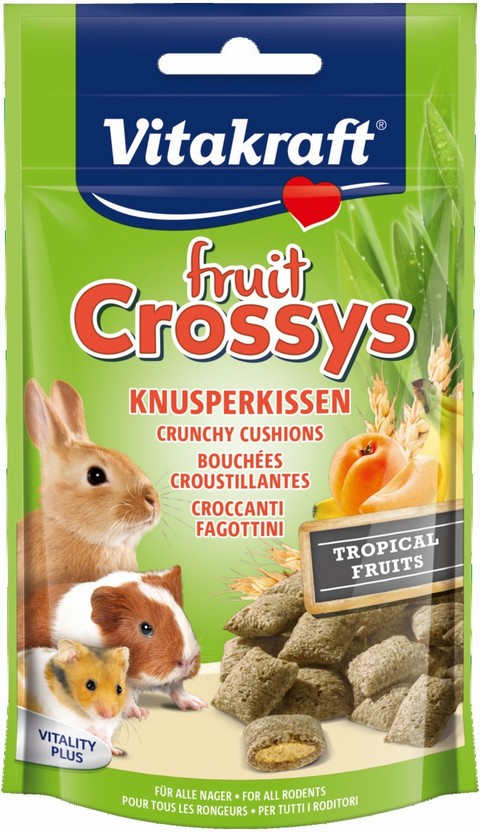 Fruit Crossys 50g