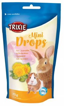 Trixie Mini-Drops - Maskrossmak 75g