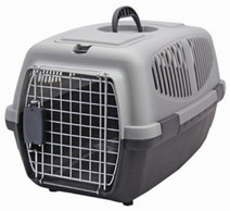 Travel Pet Medium 55,5cm med luckor
